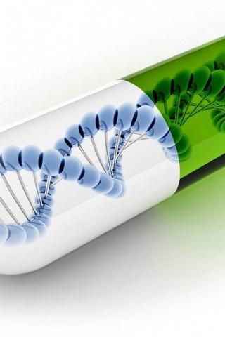 Pastilla de ADN