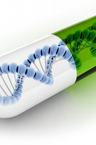 DNA-Pille