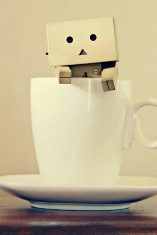 Danbo In Cup