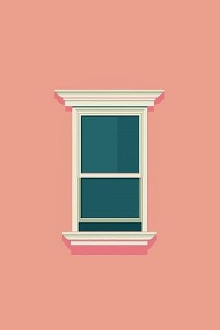 Minimalism Pink