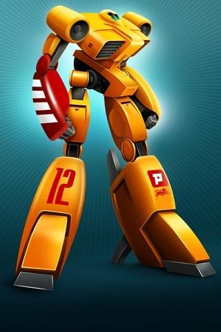 หุ่นยนต์ของเล่น