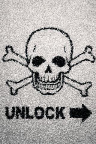 Skull Lockscreen