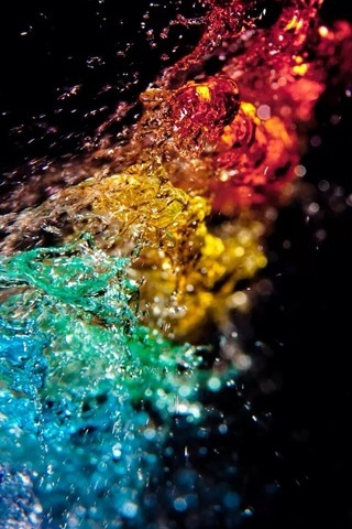 Color Fountain