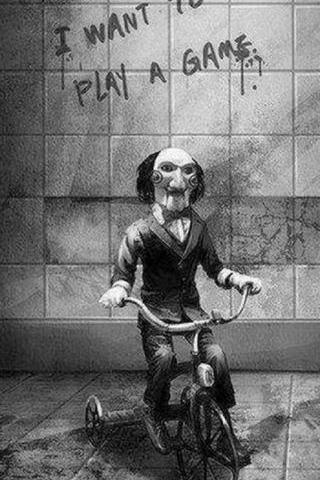 Saw-clown