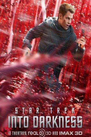 Star Trek Into Darkness Poster 3
