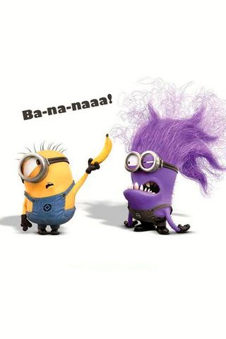 Minion & Evil Minion Despicable Me 2