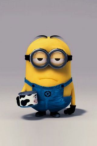 Minion Funny Face