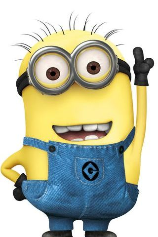 Happy Minion - Despicable Me