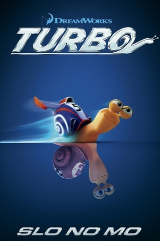 Turbo Official Poster