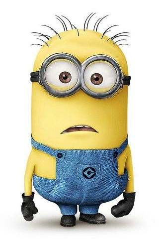 Minion Shock Despicable Me