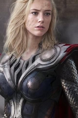 Lady Of Thor