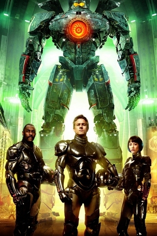 Pacific Rim Characters