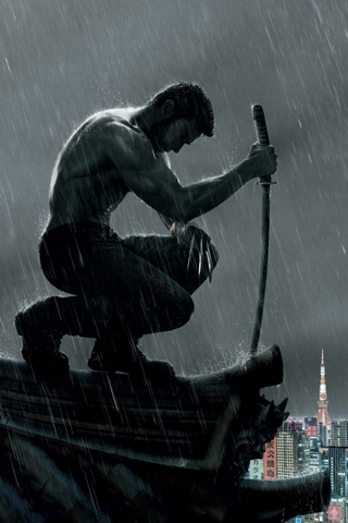 The Wolverine Official Poster