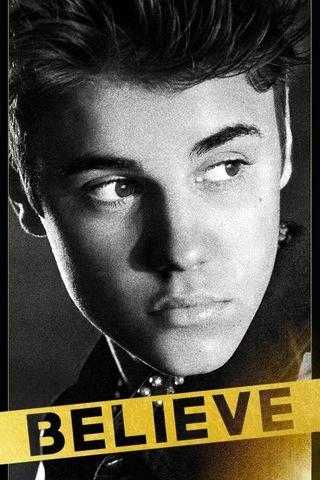 जस्टीन Bieber विश्वास बाळगा