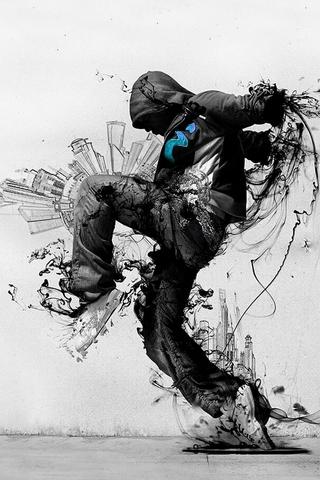 Ink Dancer