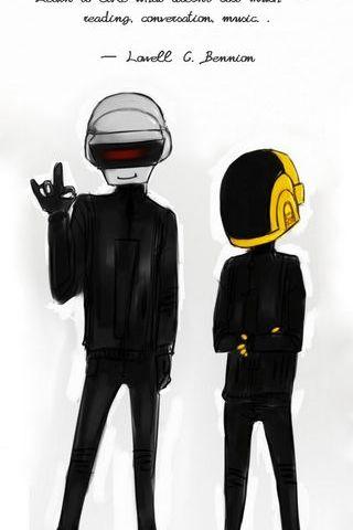 Daft Punk 14