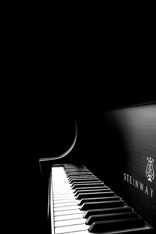 Black Piano - IPhone5