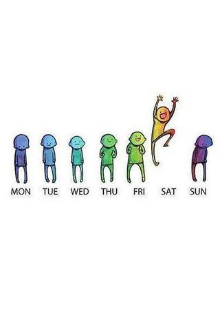 Monday - Friday