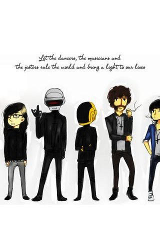 Daft Punk 13