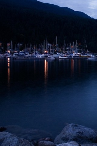 Deep-Cove-at-Dusk
