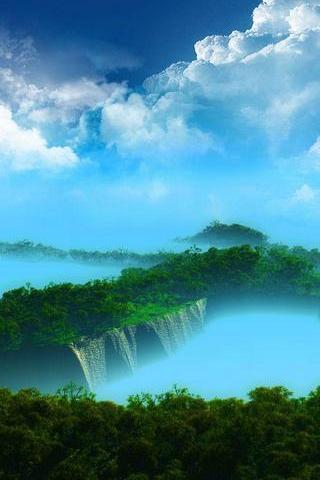 Naturaleza increíble