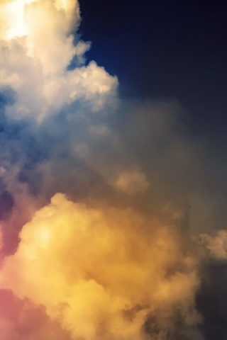 Rainbow-Above-Clouds