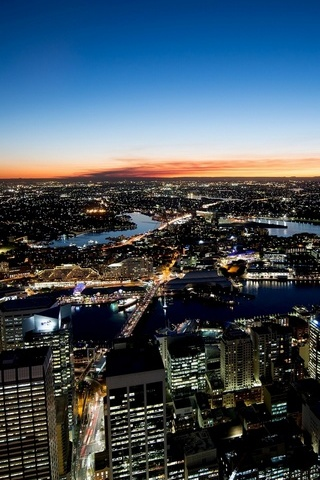 Sydney-Night-Lights