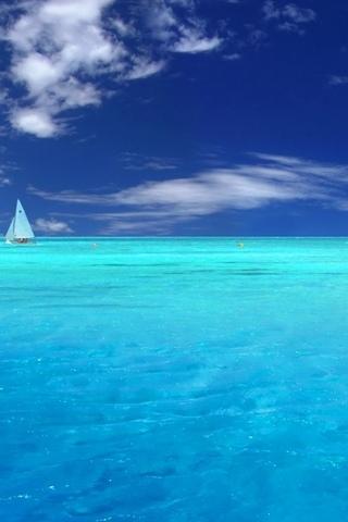 Blau-Paradies