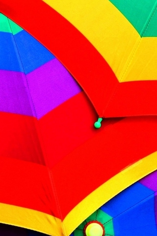 Colors Of Umbrella