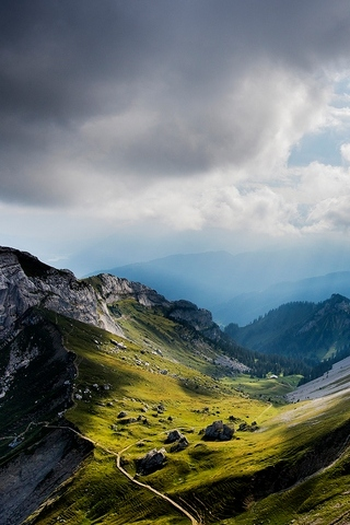 Switzerland Vastness