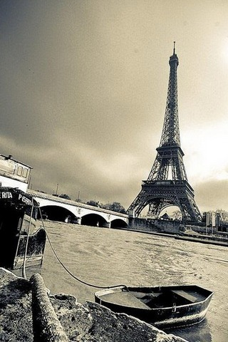 Paris Tower Wallpaper Download To Your Mobile From Phoneky