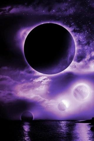 Violet-sun