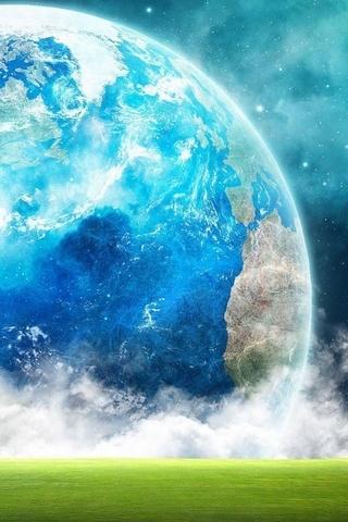 Earth Landscape