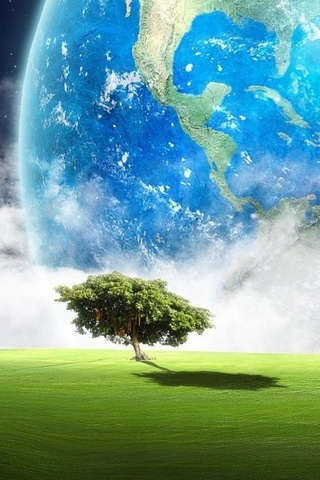 Earth Landscape