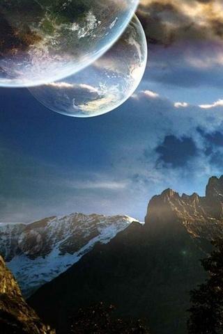 الفضاء والطبيعة