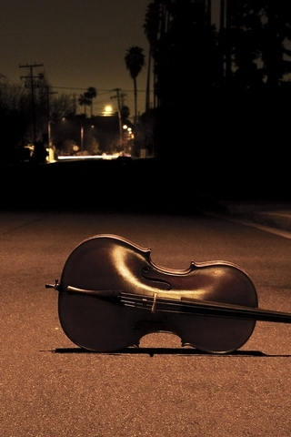 Violin In The Street
