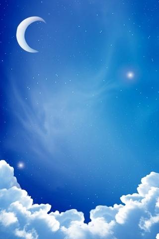 Cloud Moon