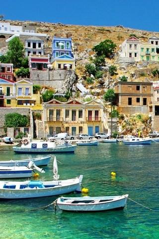 Greece-Coast-View
