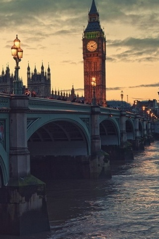 London-At-Dusk