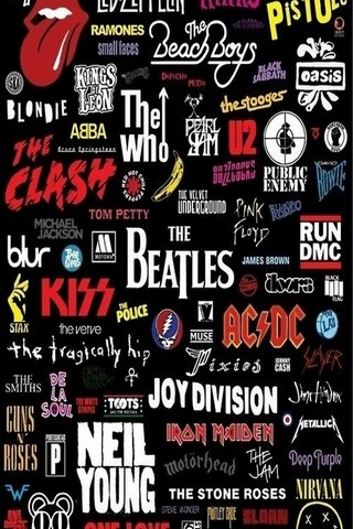 Rock & Roll Bands