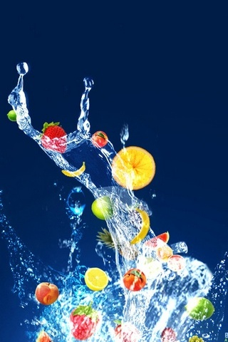 Fruits-Splash