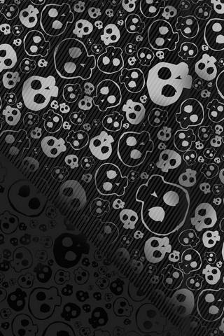 Texturas de cráneo