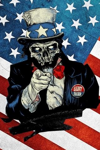 Зомби-дядя Сэм