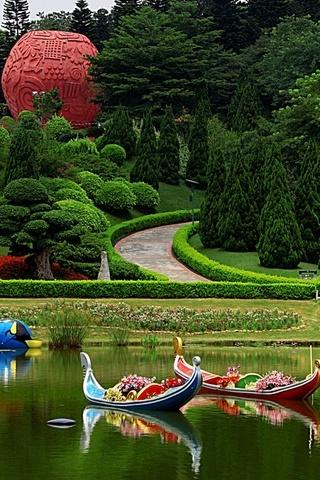 Yuntai-Garden