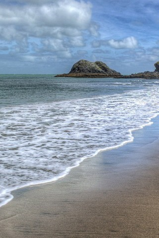 شاطئ ط