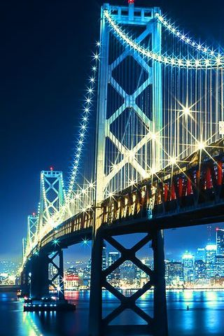 San Fransisco Bay Brücke