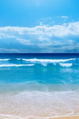 Blur Beach