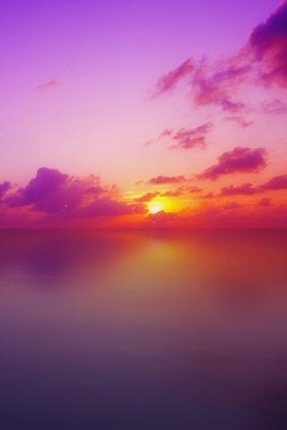 المحيط المناظر