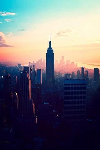 NY Sunrise