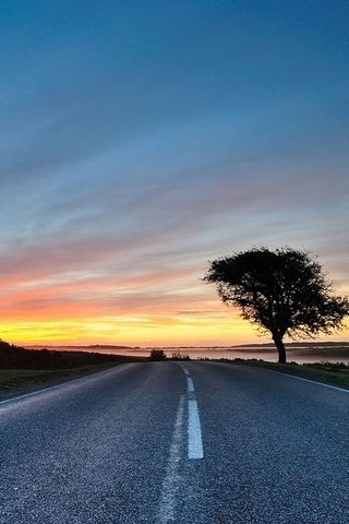 Sunset-Road